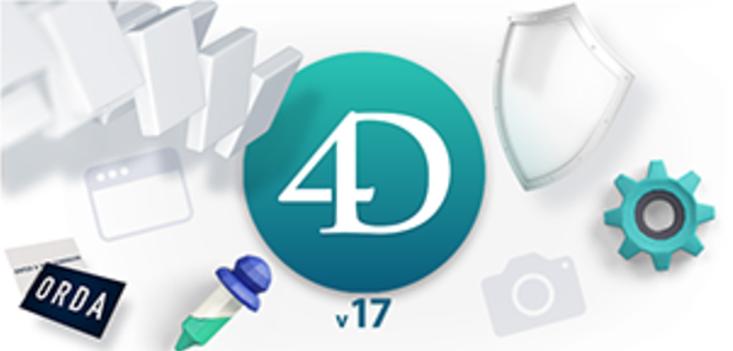 Nouveautés 4D v17